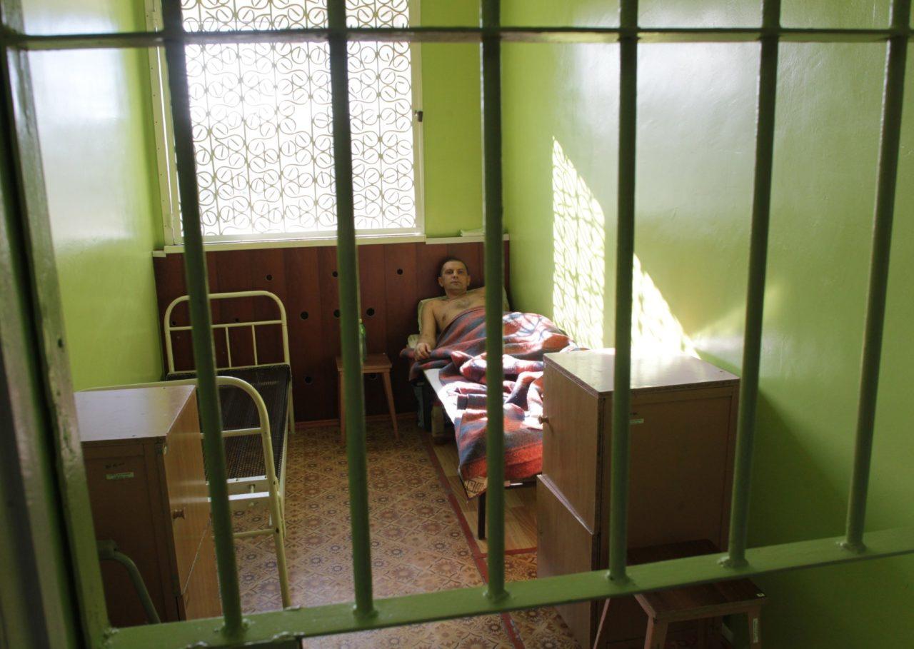 Российского осужденного насиловали в тюремной больнице