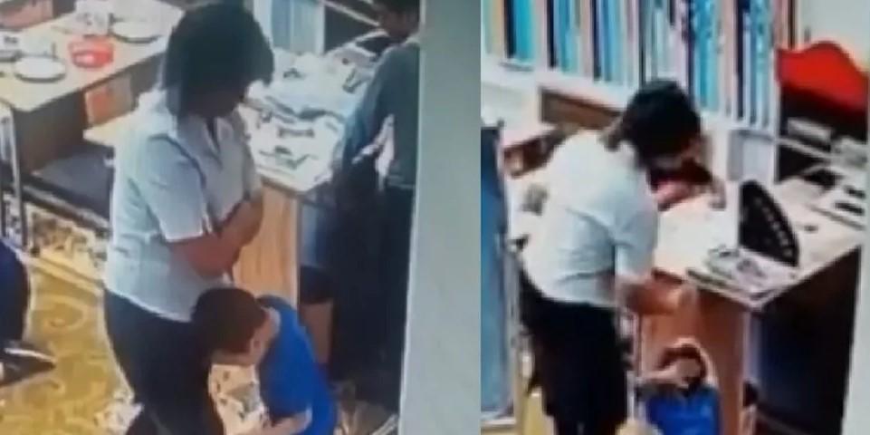 Воспитательницу детсада обвинили в насилии над мальчиком