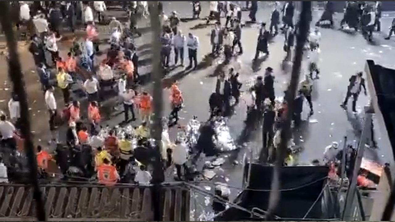 Десятки людей «раздавлены насмерть» в давке паломничества в Израиле