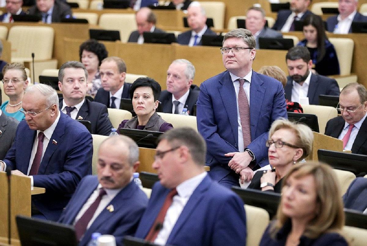 В Госдуме рассмотрят законопроект о снижении пенсионного возраста