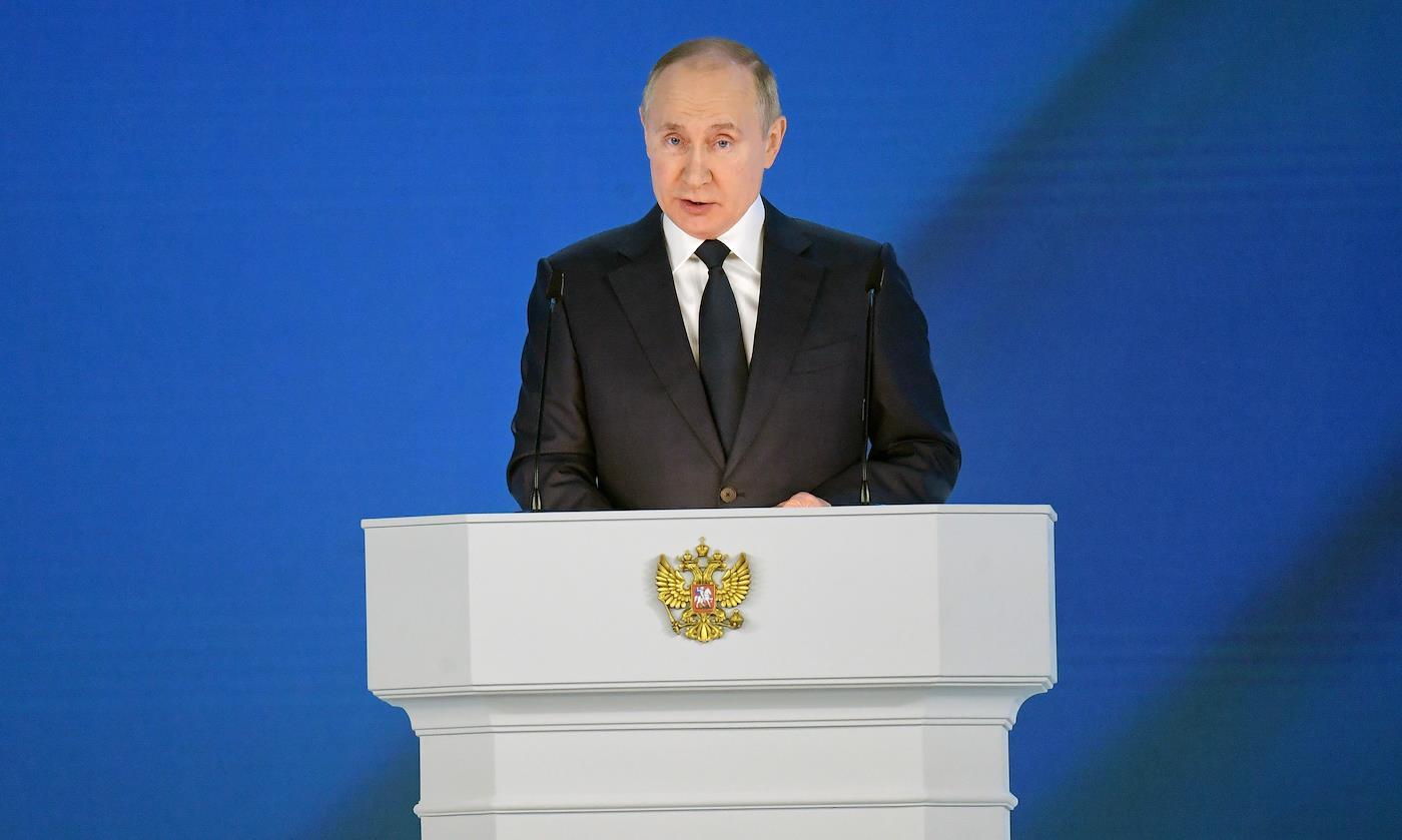 10 обещаний из выступления Путина