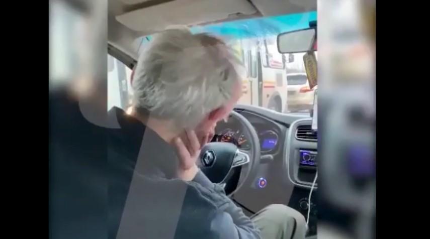 Пассажирка снимала таксиста с инсультом на видео вместо оказания помощи
