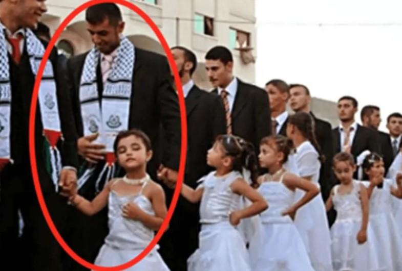 8-летняя девочка умерла после первой брачной ночи