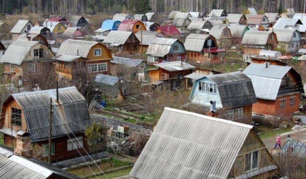 Российские дачники получат новую льготу