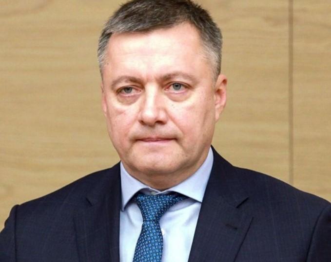Российский губернатор застрял между этажами и тут-же сделал выводы
