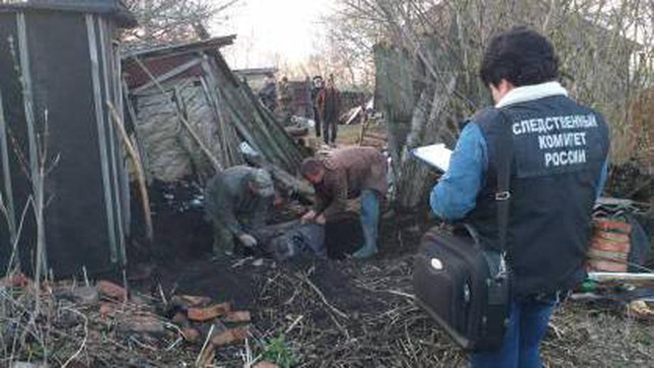 В Воронежской области 19-летний парень задушил отца и закопал его труп во дворе