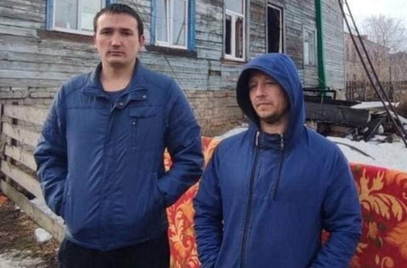 В Башкирии мужчина вынес из горящего дома женщину с двумя детьми