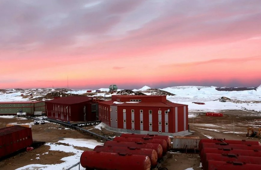 Следующая геополитическая цель Китая: доминировать в Антарктиде