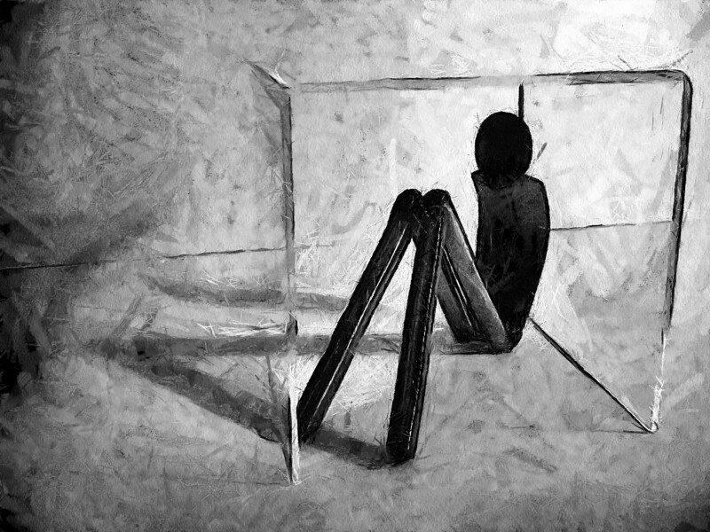 Каждый третий россиянин заявил о боязни одиночества