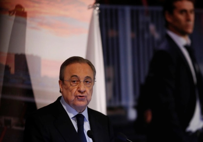 Президент Реала настаивает на возвращении Европейской Суперлиги