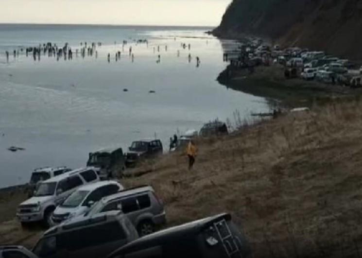 Рыбак на Сахалине погиб из-за «селедочной» лихорадки