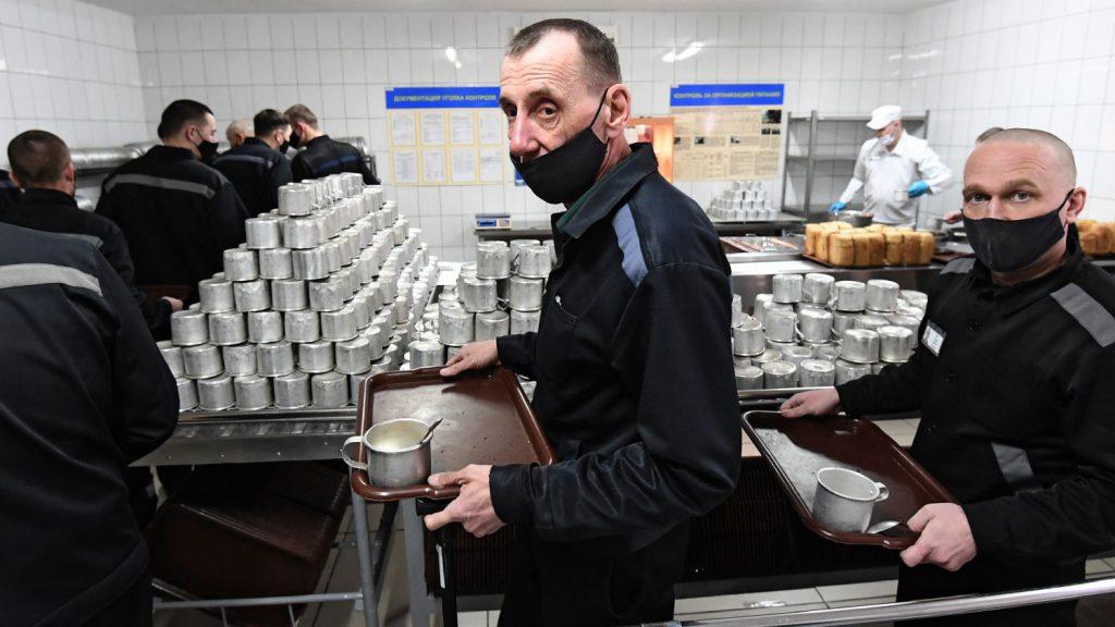 Осужденный в российской тюрьме зарабатывает 220 тысяч рублей