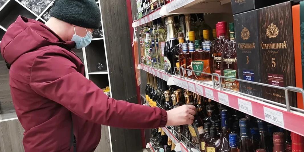 В России хотят ограничить продажу алкоголя до 5 литров в год