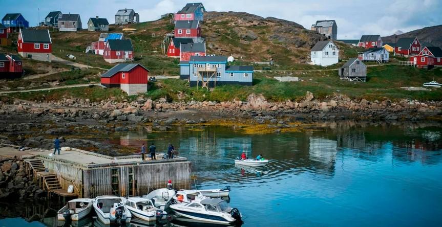 США больше не стремятся купить Гренландию