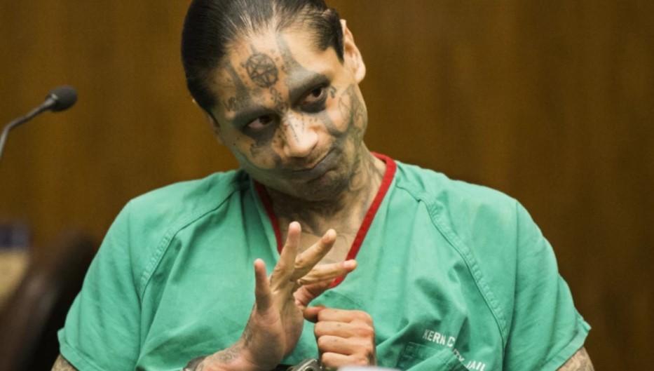 Сатанист в тюрьме в США обезглавил своего сокамерника