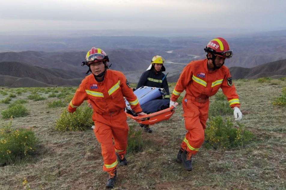 В Китае 21 человек погиб в результате града, ледяного дождя и сильного ветра
