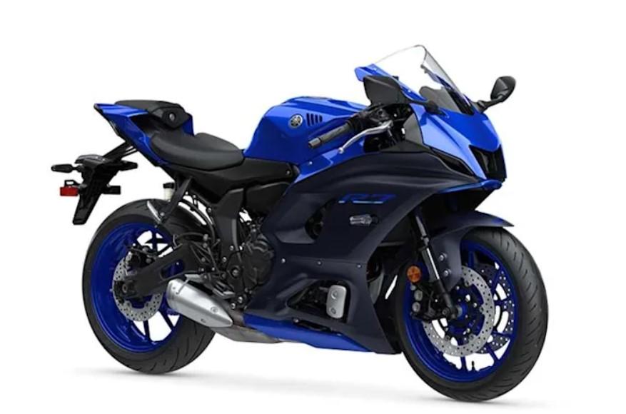 Yamaha запускает YZF-R7 2022 года в США и Европе