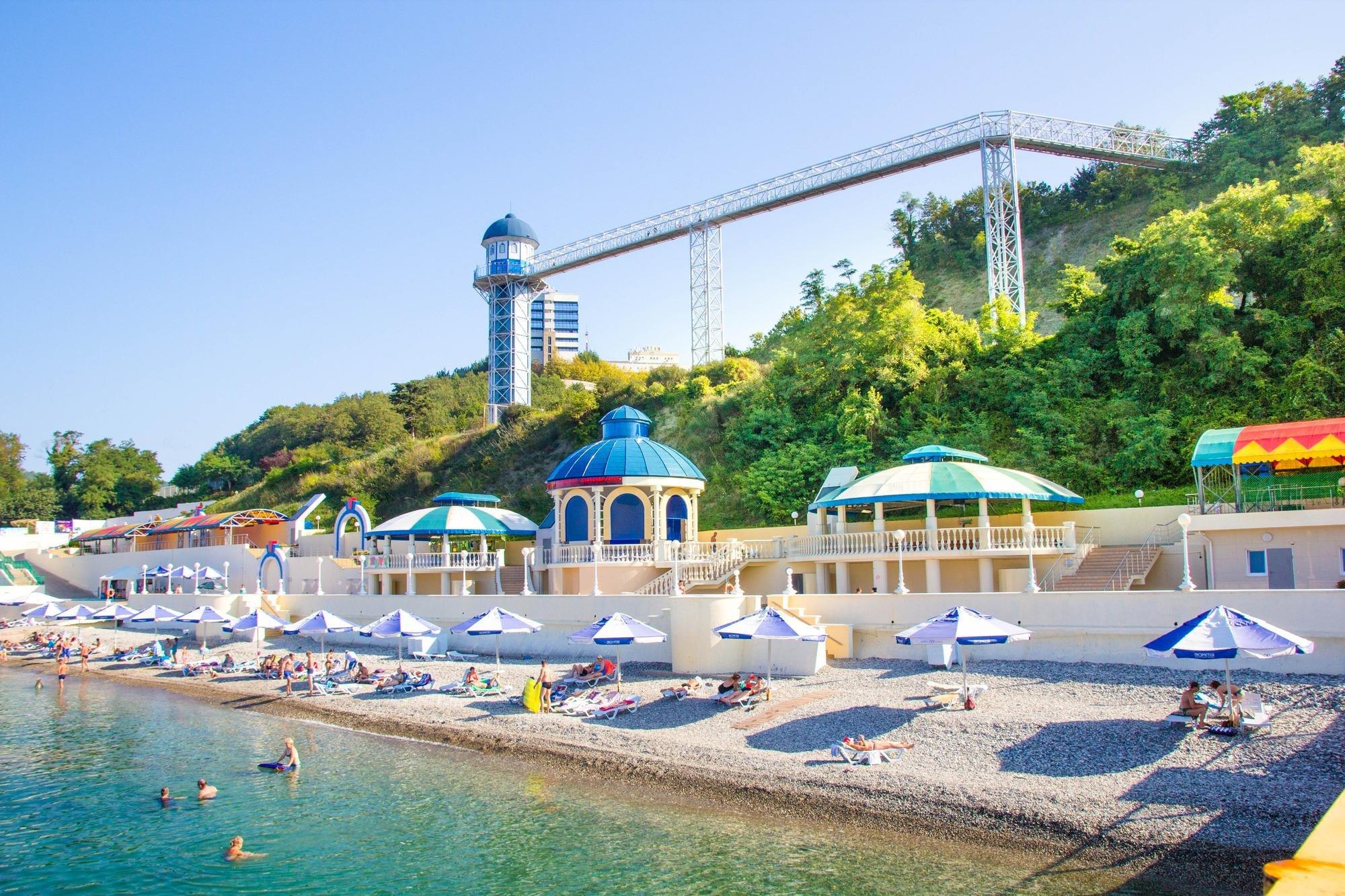 Лучшие курорты России 2021 года