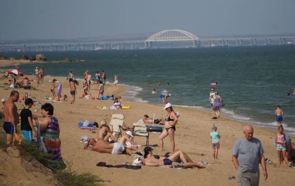 Власти допустили закрытие Крыма для туристов из-за коронавируса