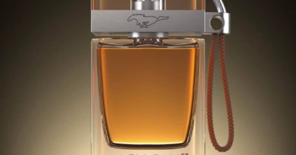 Компания Ford создала духи с запахом бензина и резины