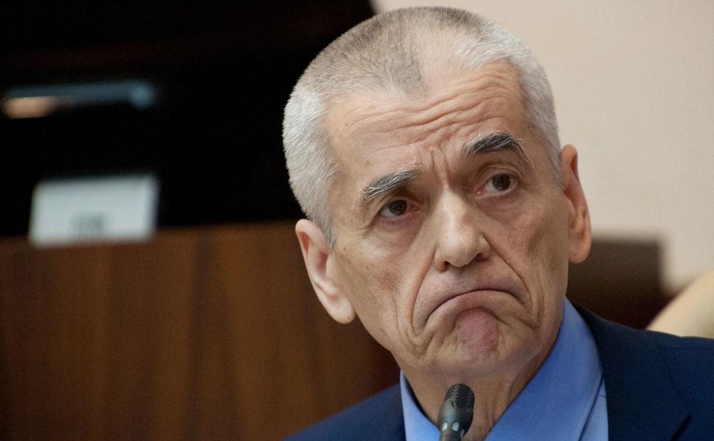 Геннадий Онищенко призвал повысить в России стоимость водки