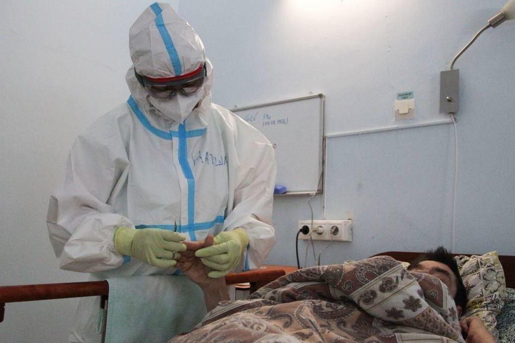 В ВОЗ заявили, что новые штаммы коронавируса побеждают в гонке с вакциной