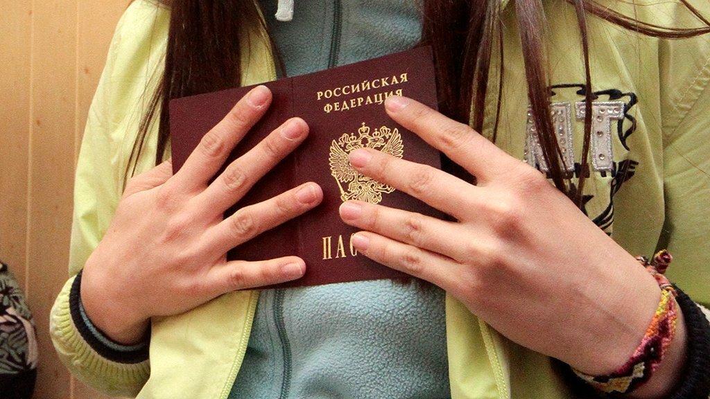 Мишустин отменил большинство обязательных штампов в паспорте