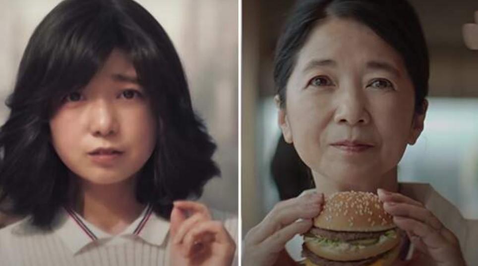 В Японии 62-летняя актриса сыграла девушку-подростка
