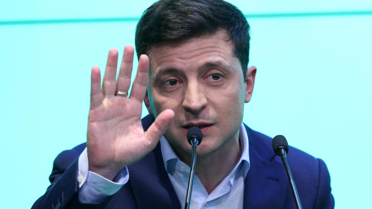 Зеленский объявил обратный отсчет до «возвращения» Крыма Украине