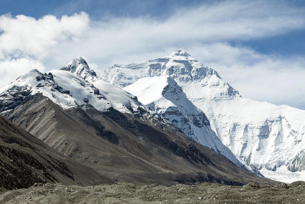Тайны тибетских ледников - какие вирусы скрываются под толщей льда