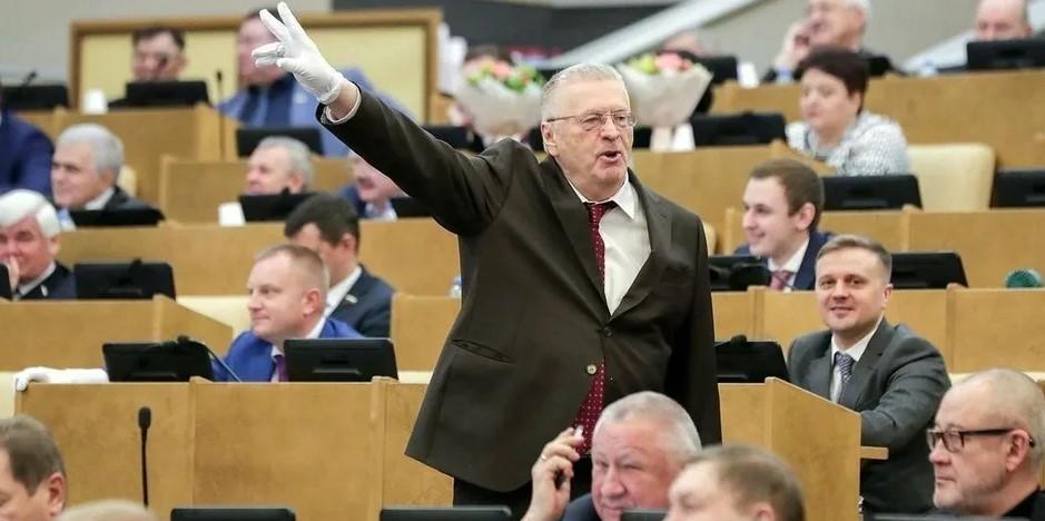 Жириновский считает, что россияне будут плакать из-за Путина