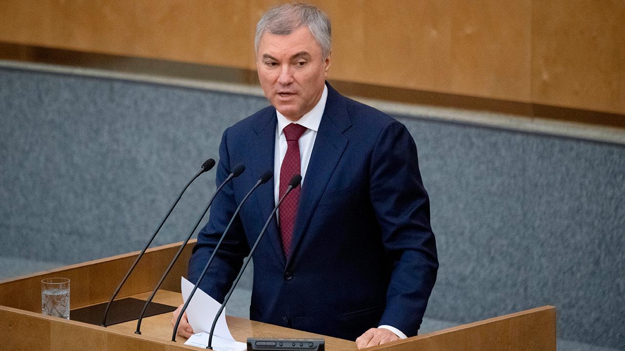 Володин призвал Россию бойкотировать заседание ПАСЕ из-за санкций