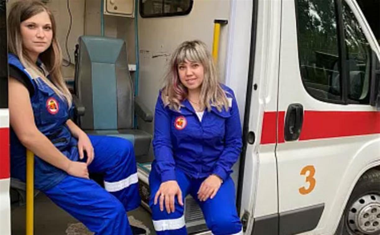 Врачи «скорой» спасли 2-летнюю девочку, подавившуюся огурцом