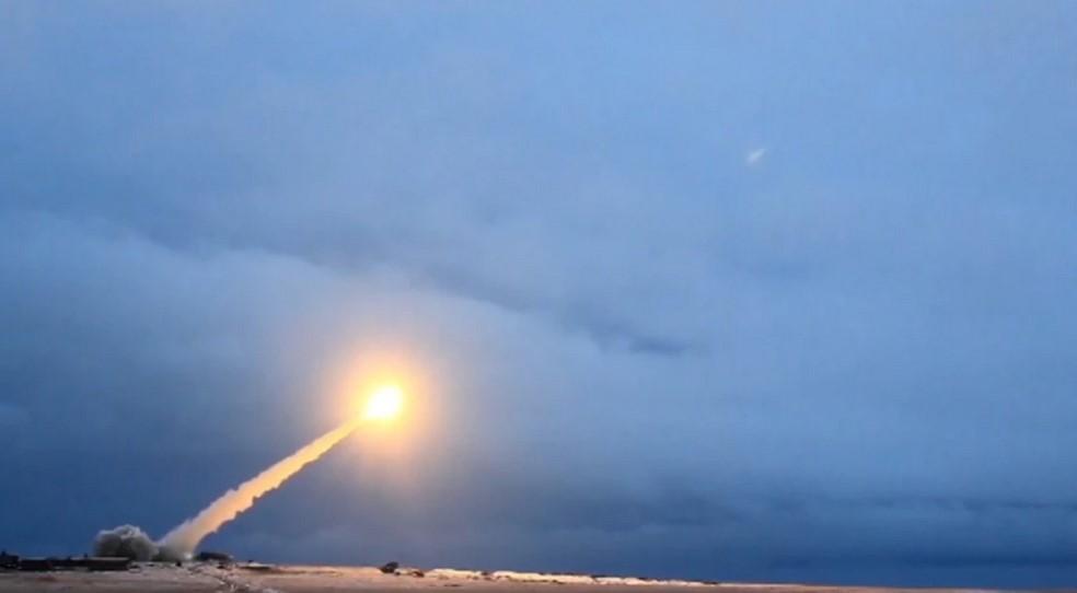 В Пентагоне рассказали об успешном испытании гиперзвуковой ракеты