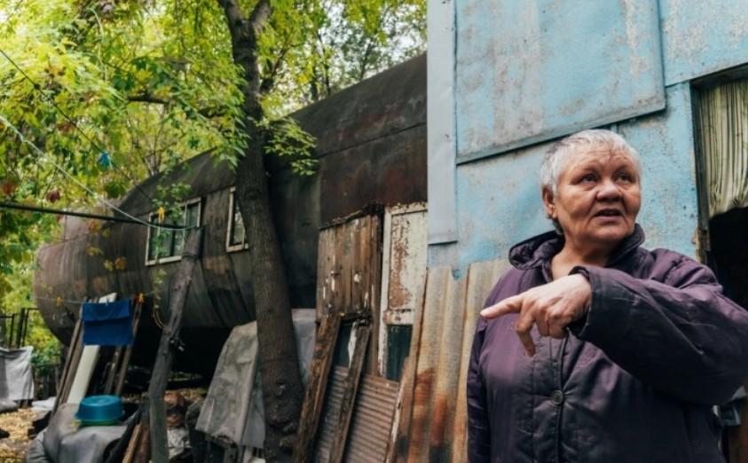 Россиянка 35 лет прожила в железной бочке