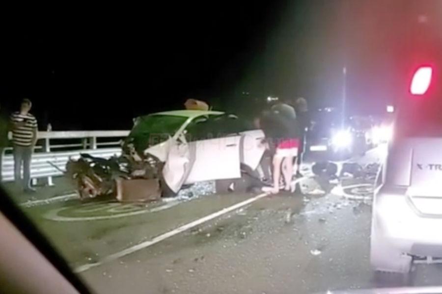 Умерла вторая пострадавшая в ДТП с автомобилем Ксении Собчак