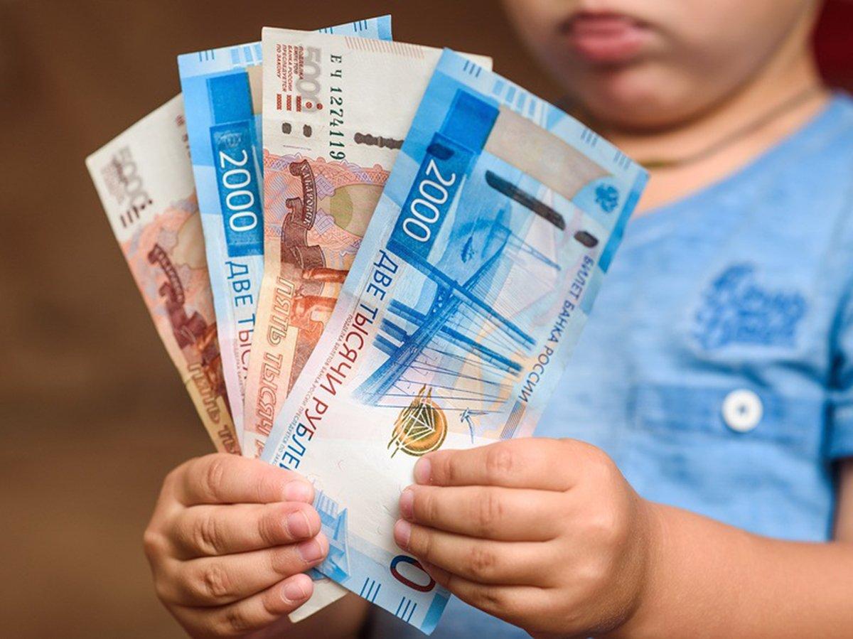 Снова по 10 000 на детей: дадут деньги на новых условия